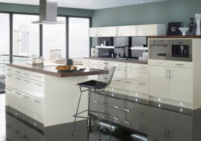 10 Diseños de cocinas modernas pequeñas - Diseño Vip