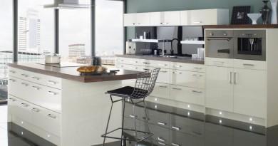 10 Diseños de Cocinas Modernas