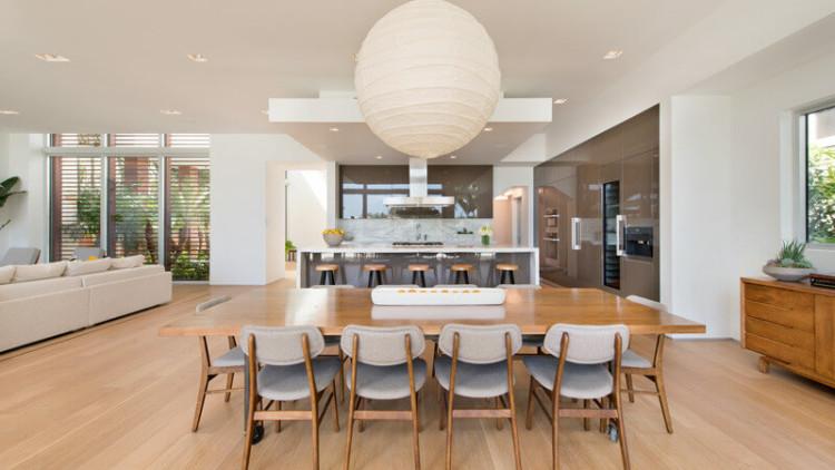 Casa moderna di lido island miami beach florida - Diseno de interiores casas modernas ...