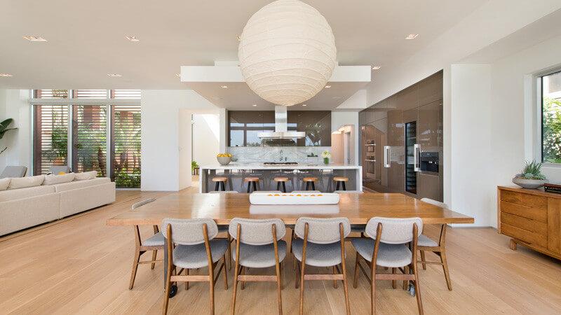 Diseno de interiores casa en miami arquitexs for Interior de casas modernas