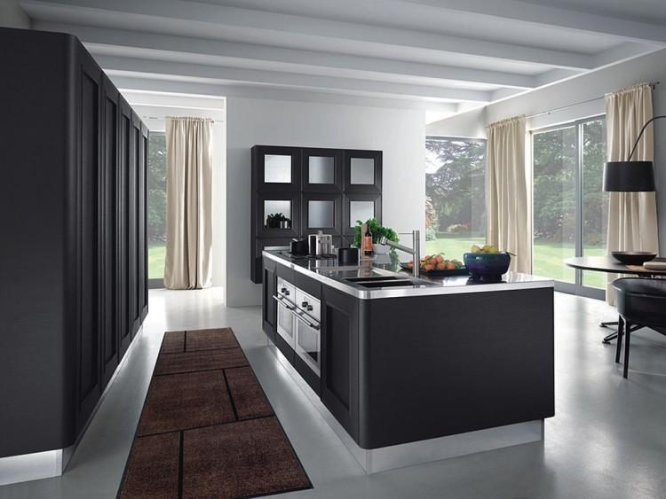 cocina-moderna-muebles-oscuros