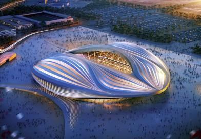 Zaha Hadid / diseño moderno Estadio Al Wakrah en Catar