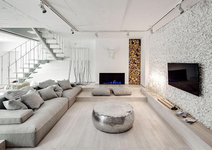 reforma y decoraci n de un apartamento d plex arquitexs