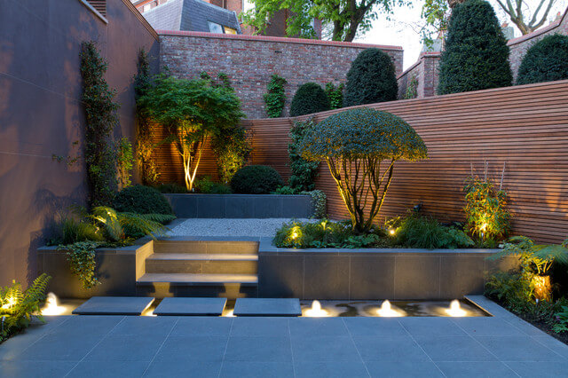 25 jardines y terrazas con encanto arquitexs for Adornos en jardin