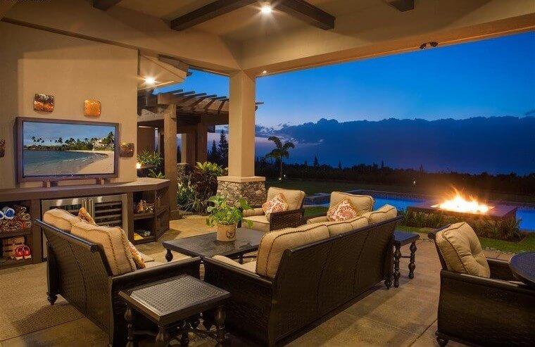 25 jardines y terrazas con encanto arquitexs - Diseno de porches y terrazas ...