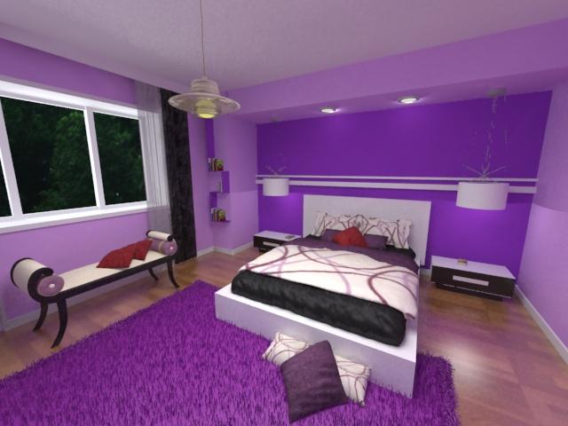 Feng Shui-dormitorios- Feng Shui en dormitorios