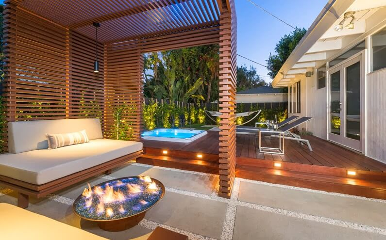 25 jardines y terrazas con encanto arquitexs - Terrazas de casas modernas ...