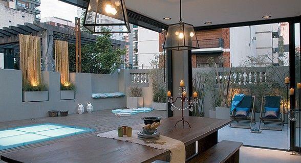 25 jardines y terrazas con encanto arquitexs for Terrazas novedosas