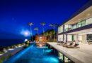 Moderna casa en Malibu con vistas al mar