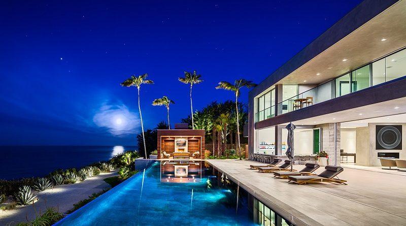 Internet Providers For My Area >> Moderna casa en Malibu con vistas al mar | ArQuitexs