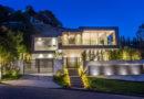 Casa moderna en las colinas de Hollywood