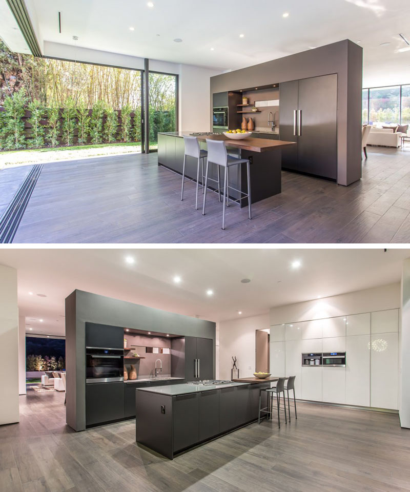 cocina-moderna-casa-hollywood