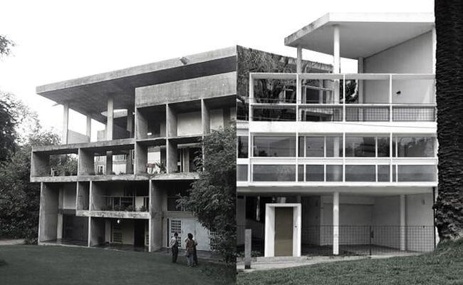 Proyectos de le corbusier patrimonio de la humanidad unesco - Le corbusier casas ...