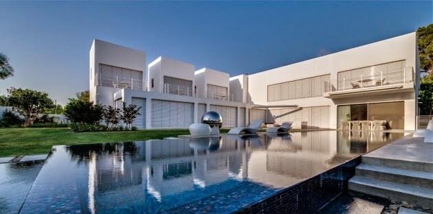 35 fotos de fachadas de casas modernas