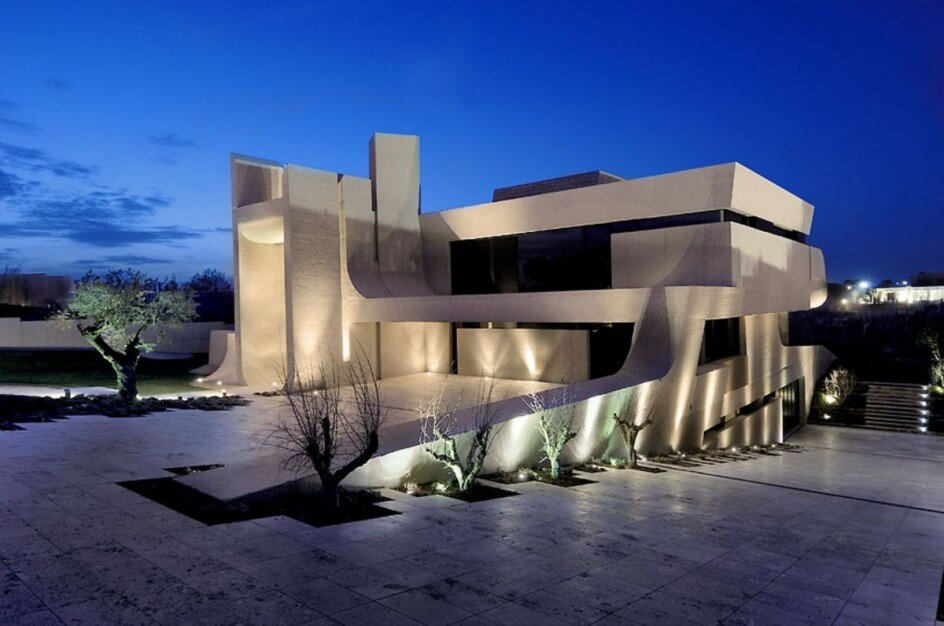 35 Fotos De Fachadas De Casas Modernas Arquitexs