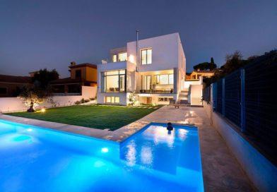 Arquitexs arquitectura y dise o de casas modernas - Casas sant cugat del valles ...
