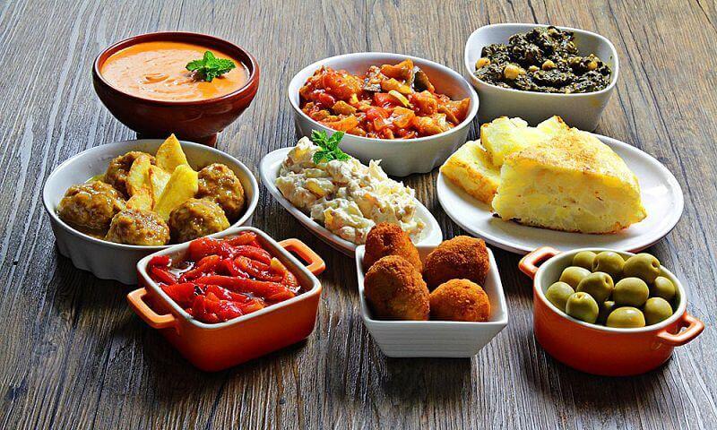 Mediterranean cuisine Sant Cugat