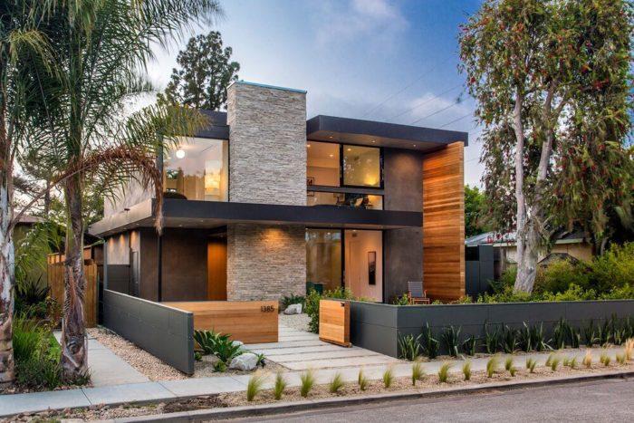 casa moderna palms residence en venice beach los ngeles