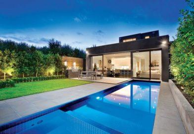 Arquitexs arquitectura y dise o de casas modernas for Piscina sant cugat