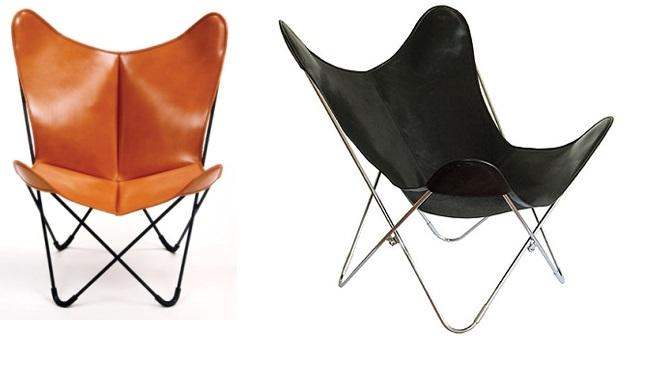 Las 18 sillas dise adas por arquitectos famosos arquitexs - Silla mariposa ...