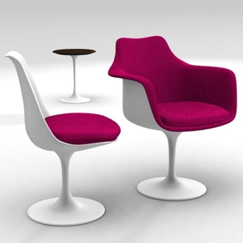 eero-saarinen-tulip-chair