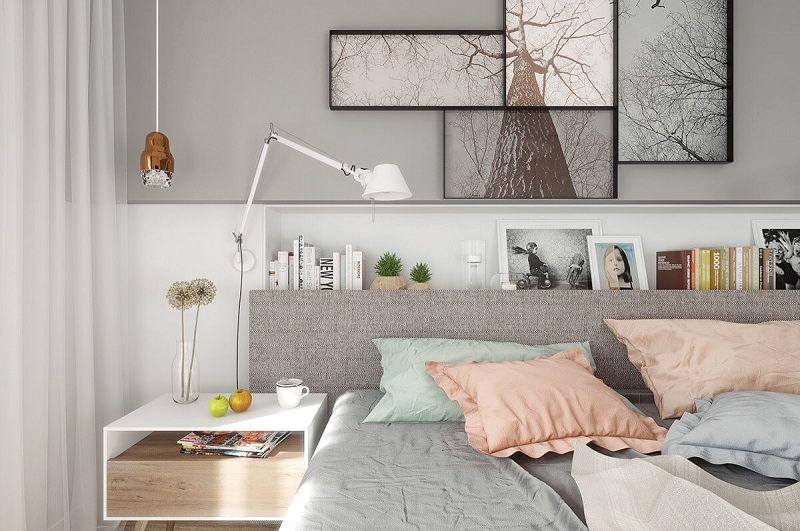 decoracion-gris-dormitorio-moderno-nordico