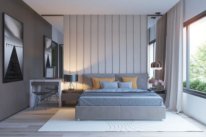 decoracion-gris-dormitorio-moderno