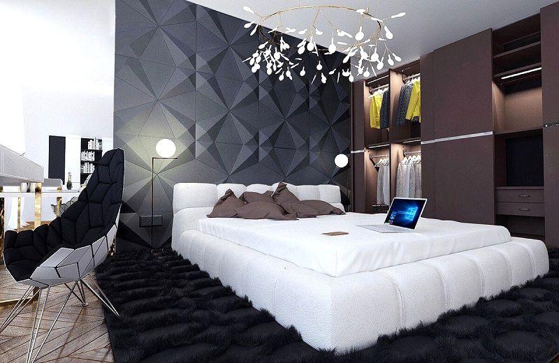 decoracion-gris-dormitorio