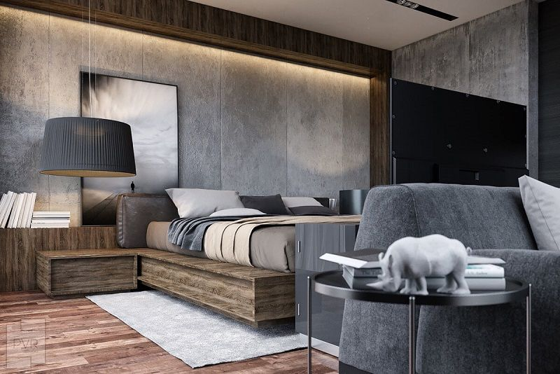diseno-dormitorio-moderno-gris