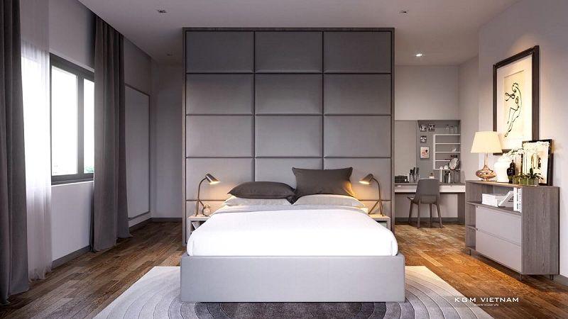 dormitorio-gris-muebles-decoracion