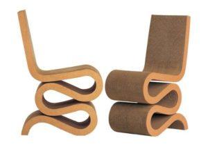 sillas diseñadas por arquitectos famosos