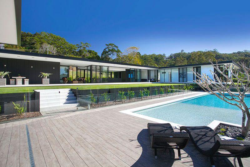Arquitecta Sarah Waller ha diseñado su propia casa