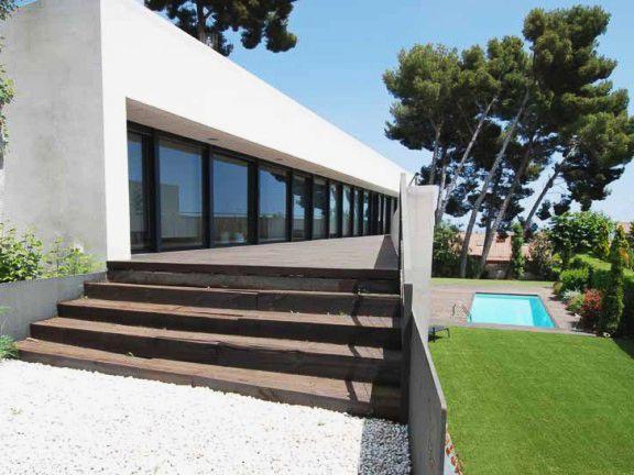 Casa minimalista venta barcelona arquitexs for Venta casa minimalista df
