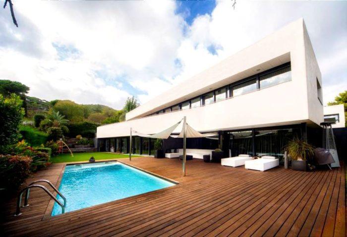Exclusivas casas de lujo en venta en barcelona arquitexs for Venta casa minimalista df