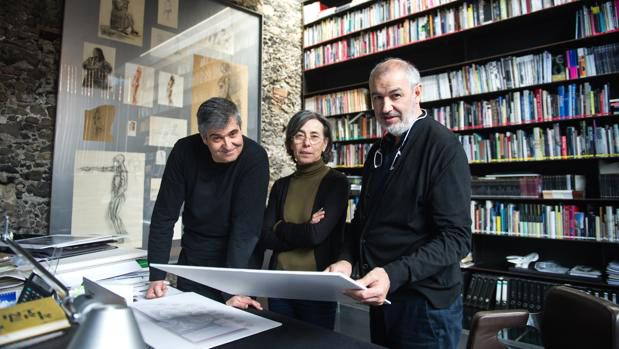 españoles-Rafael-Aranda-Carme-Pigem-y-Ramon-Vilalta-ganan-el-premio-Pritzker