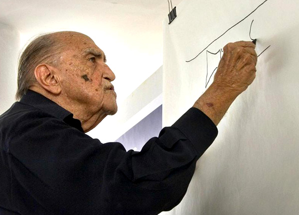 oscar niemeyer padre de la arquitectura moderna