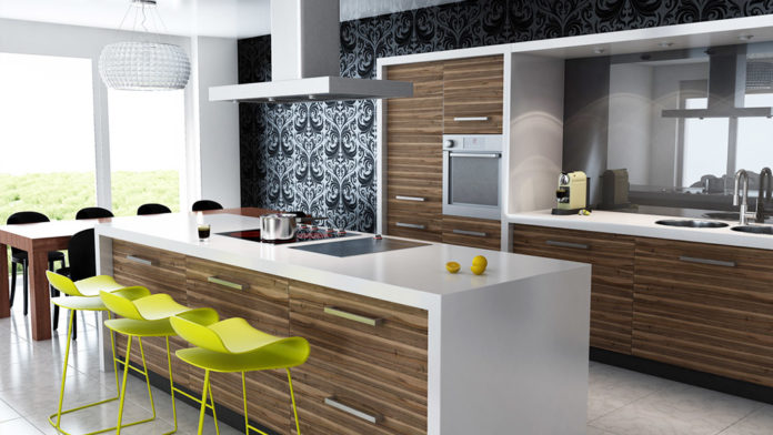 Cocinas de diseño 18 Cocinas modernas, nuevas tendencias ...