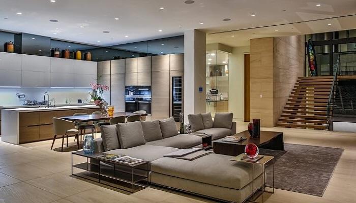 El Diseño y La decoración cocina integrada