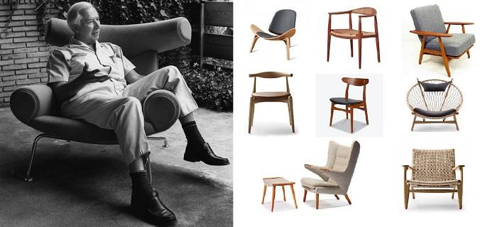 Hans-Wegner-diseño-del-mueble