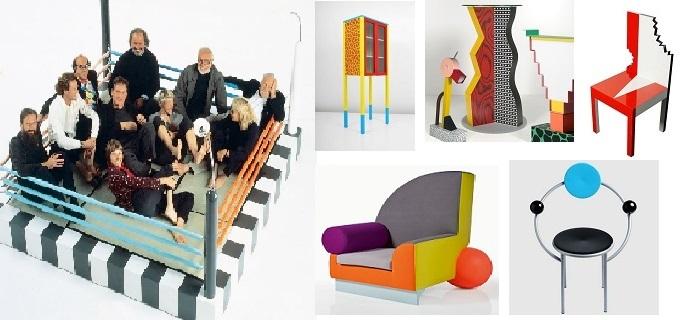 grupo-memphis-diseño de muebles