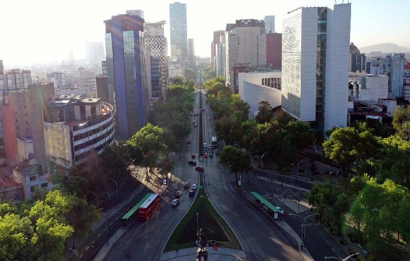 ciudad de mexico ciudades vacías por coronavirus