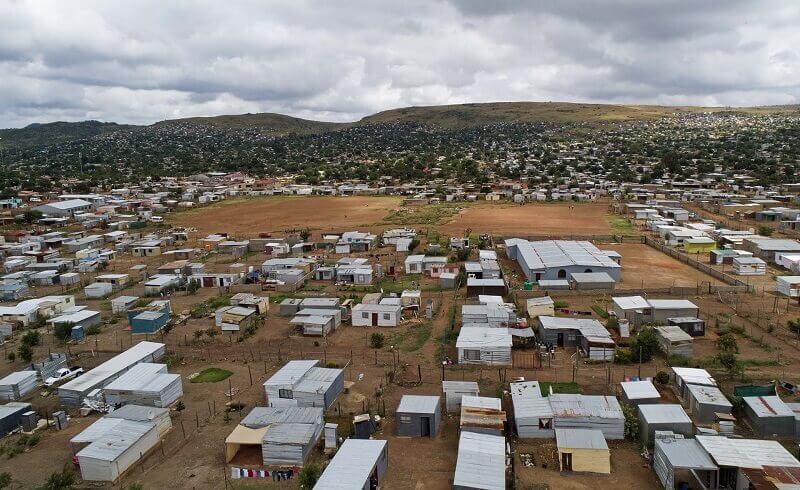 Sudafrica ciudades vacías por coronavirus