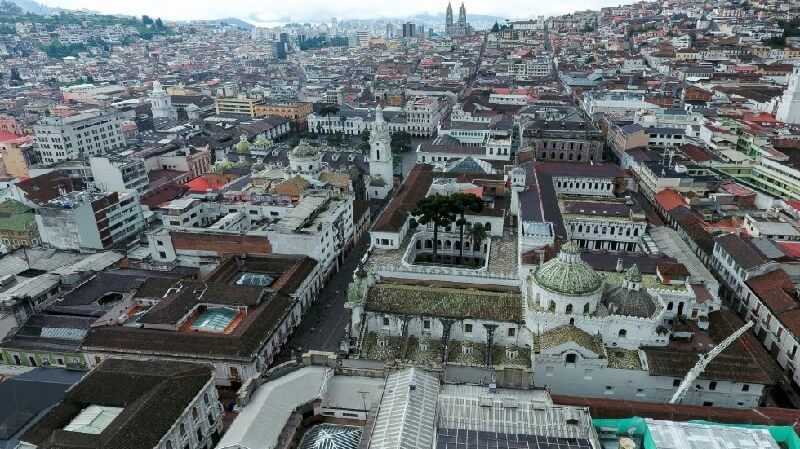 ciudades vacías por coronavirus