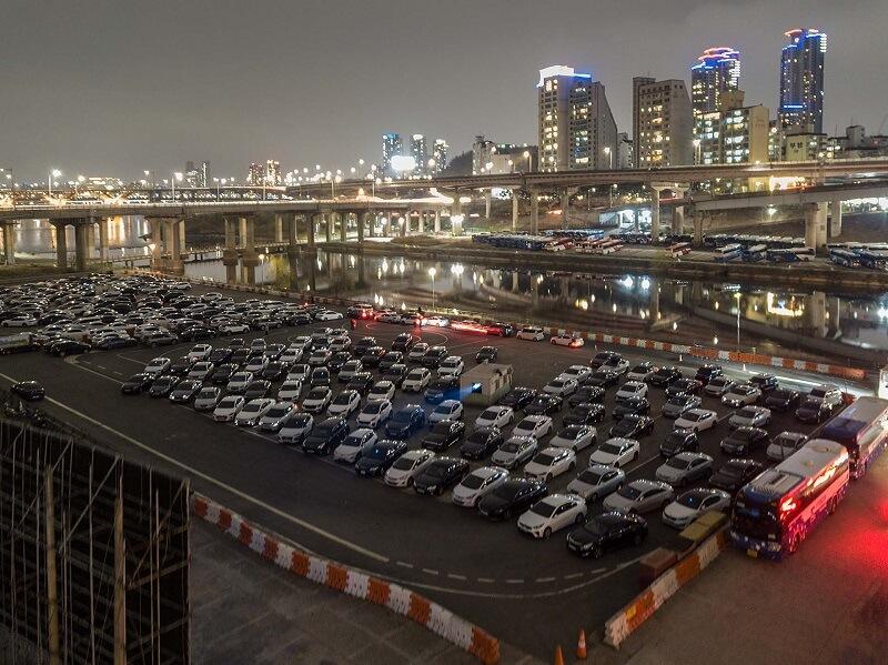 Corea del sur ciudades vacías por coronavirus